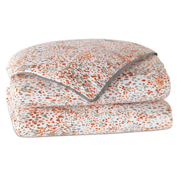 Dresden Melon Duvet Cover and Comforter