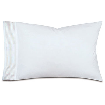 Marsden Bisque Pillowcase