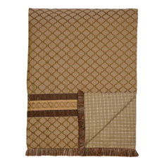 CANDLER SIENNA THROW