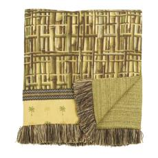 BAMBOO MOSS THROW