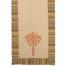 FOLLY SAND HAND-PAINTED RUNNER
