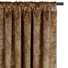 CALLIE SAGE CURTAIN PANEL