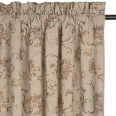 DRAYTON SPRING CURTAIN PANEL