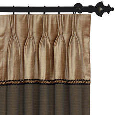 CHARLESGATE ONYX CURTAIN PANEL