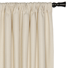 ALLSTON IVORY CURTAIN PANEL