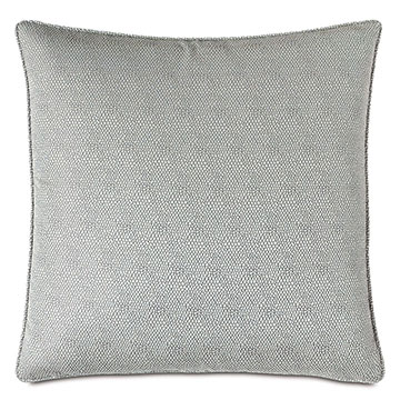Zephyr Metallic Decorative Pillow