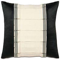 Abernathy Pleated Decorative Pillow
