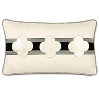 Abernathy Clover Decorative Pillow