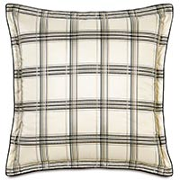 Abernathy Flange Decorative Pillow