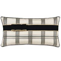 Abernathy Ribbon Decorative Pillow