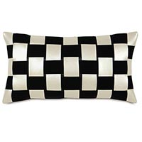 Abernathy Basketweave Decorative Pillow