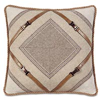 Aiden Mitered Decorative Pillow