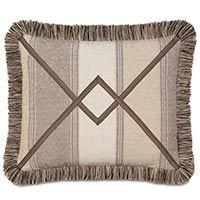 Aiden Chevron Decorative Pillow
