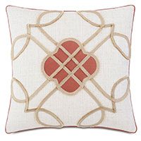 Ledger White WITH mini brush fringe
