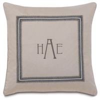 Mack Heather WITH 3-letter monogram
