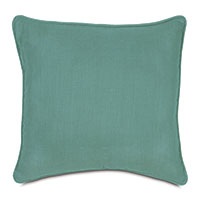 Resort Aqua Accent Pillow