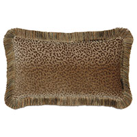 CONGO GOLD & SAGE PILLOW B