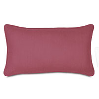 Resort Bloom Accent Pillow