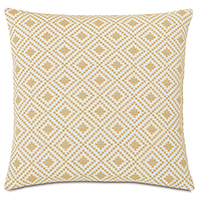 Cyrus Straw Accent Pillow