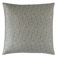 Echo Metallic Decorative Pillow