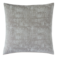 PERSEA BROKEN STRIPE DECORATIVE PILLOW