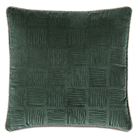 Echo Lasercut Decorative Pillow