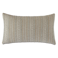 ALDRICH TEXTURED DECORATIVE PILLOW
