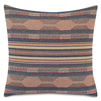 Laramie Decorative Pillow In Orange