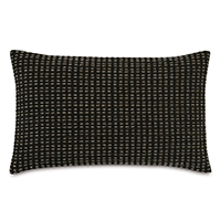 Teton Decorative Pillow In Black