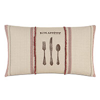Niche Luxury Bedding By Eastern Accents Downey Accent Pillow