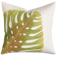 Philodendron Leaf Hand-Painted