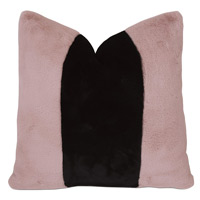 Spectator Color Block Decorative Pillow