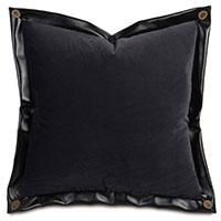 Rustic Lodge Euro Sham
