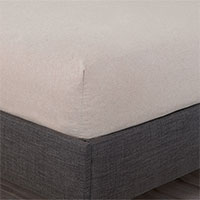Summit Sand Fitted Sheet