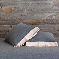 Summit Gravel/Sand Pillowcase