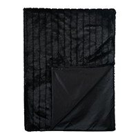 Park Avenue Faux Fur Throw