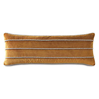 MEDARA CHANNELED DECORATIVE PILLOW