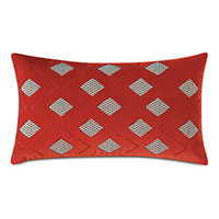 Mackay Lasercut Decorative Pillow