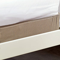 HEIRLOOM TOBACCO BOX SPRING COVER Q