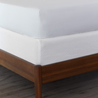 MATERA WHITE CAL KING BOX SPRING COVER