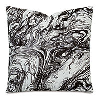 Helga Noir Decorative Pillow