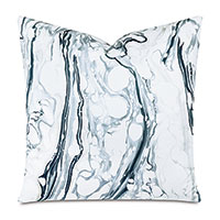 Jett Blue Decorative Pillow
