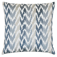 Veda Chambray Decorative Pillow