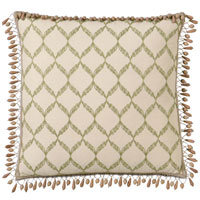 BARTOW PALM WITH BEADED TRIM