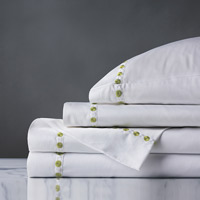 TIVOLI LIME KING SHEET SET