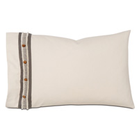 CANYON CLAY STANDARD SHAM LEFT