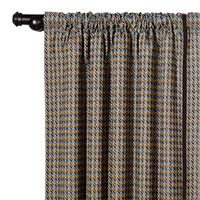 GARRETT STONE CURTAIN PANEL LEFT