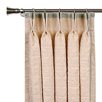 CAPELLEN CURTAIN PANEL LEFT