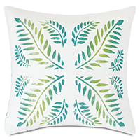 CLEMENTINE REVERSIBLE DECORATIVE PILLOW