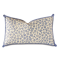 Capri Cheetah Print Decorative Pillow